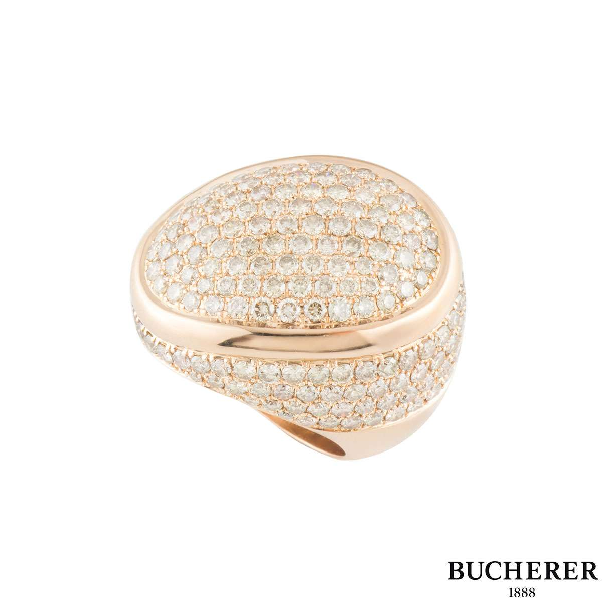 Bucherer Diamond Ring